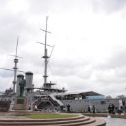 三笠で『VR戦艦大和』竣工記念式典開催! イベントレポと横須賀グルメ、軍港巡りなどをフォトレポートでお届け!