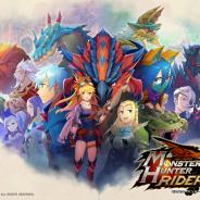 カプコン、20年3月期のモバイルゲームの売上高は91%増の44億円…『モンスターハンター ライダーズ』が貢献