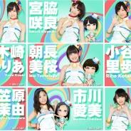 ストラテジー&パートナーズ、『AKB48ついに公式音ゲーでました。』で新システム「親密度機能」や新メンバーを追加した大型アップデートを実施