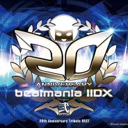 コナミの音楽ゲーム『beatmania IIDX』20周年を記念したトリビュートベストアルバムが発売! CD3枚組で全66曲収録