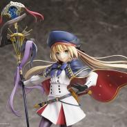 アニプレックス、「Fate/Grand Order」より『キャスター/アルトリア・キャスター』1/7スケールフィギュアの予約受付開始