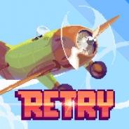 Rovio、新作は激ムズアクションゲーム『RETRY』…現在3地域限定で配信中