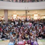 タカラトミー、「アイドル×戦士 ミラクルちゅーんず!」主演3人によるパフォーマンスショーを池袋で5月21日に開催…これまで総勢5000人を動員