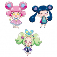 『キラッとプリ☆チャン』シーズン3の新キャスト発表…キラッCHUを山下七海さん、メルパンを大森日雅さん、ラビリィを田中美海さんが担当!