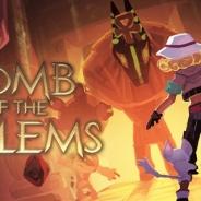 グリー、GREE VR Studio初となるGear VR向け新作タイトル『Tomb of the Golems』を4月14日よりOculus Storeで配信開始予定