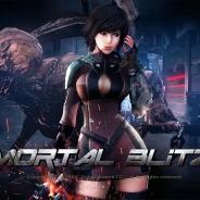 【PSVR】韓国SKONECのスタイリッシュFPS『Mortal Blitz』日本国内で4月26日発売決定…日本語字幕・日本語吹替に対応