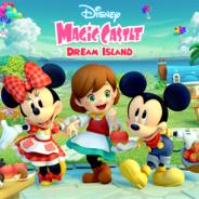 マーベラス、『ディズニー マジックキャッスル ドリーム・アイランド』が累計600万DLを突破 記念キャンペーンを本日より開催!