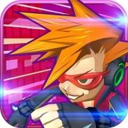 コロプラ、ラン&ジャンプアクションゲーム『音速スケーターズ!』のAndroidアプリ版の提供開始