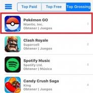 『ポケモンGO』、スペインとイタリアのAppStore売上ランキングでも首位に