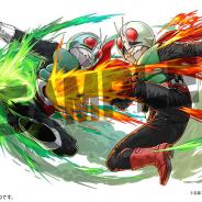 ガンホー、『パズル&ドラゴンズ』×『仮面ライダー』コラボを12月3日より開催…歴代ライダーが登場するコラボガチャや遊びごたえ十分のコラボダンジョンなど