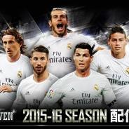 gloops、『欧州クラブチームサッカー BEST☆ ELEVEN+』 で新シーズン(2015-16)に対応した選手カードを配信開始 記念キャンペーンも