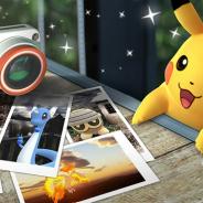 Nianticとポケモン、『ポケモンGO』に「GOスナップショット」を近日実装 ポケモンボックスのポケモンたちと簡単にAR写真が撮影可能に