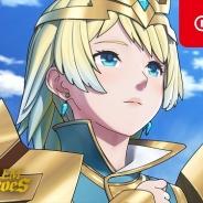 任天堂、『ファイアーエムブレム ヒーローズ』第2部のリリース決定 氷の姫フィヨルムと炎の王スルトの物語に PV公開