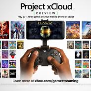 マイクロソフト、ストリーミングゲームサービス『Project xCloud』のプレビューをカナダで近日開始