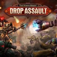 クルーズ、世界中で人気のミニチュアボードゲームを題材にしたアプリ『The Horus Heresy: Drop Assault』iOS版をスウェーデンなどで先行配信