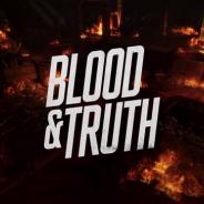 【PSVR】気分はジェイソン・ボーン VRガンアクション『Blood & Truth』発表