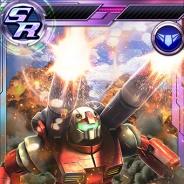 バンナム、『ガンダムコンクエスト』に「戦場を翔る砲火ガシャ」が登場 「SR ガンキャノン」「SR レイダーガンダム」など新カードが14枚追加