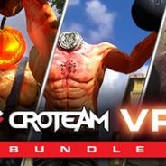 『シリアスサム』やパズルゲー『TAROS』など5タイトルをバンドルした『CROTEAM VR Bundle』が50%オフで販売中