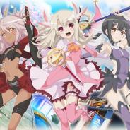 ORATTA、『戦国アスカZERO』にて「Fate/Kaleid liner プリズマ☆イリヤ ドライ!」コラボを開催決定! 神玉50個がもらえるRTキャンペーンを実施