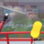 【Vive新作情報】VR空間で音をつなげて響かせる『PolyDome』 ほかVR窓拭きなど7本