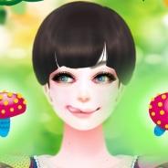 バイバイ、乙女な運ゲー『きのこガーリー』の提供開始! 世界700万DLの『100万のタマゴ』の作者が贈る新作