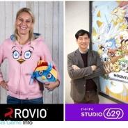 韓国NHN Studio629がRovioとパートナーシップ契約を締結 『アングリーバード』を活用した新作ゲームを制作し、グローバル展開へ