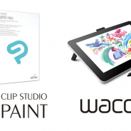 セルシス、「Wacom One液晶ペンタブレット13」に「CLIP STUDIO PAINT PRO」6ヶ月無料ライセンスをバンドル提供