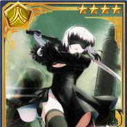 スクエニ、『刀使ノ巫女 刻みし一閃の燈火』で『NieR:Automata』限定ピックアップ召集第2弾を開催!