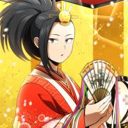 『僕のヒーローアカデミア スマッシュタップ』で「花満開!ひな祭り大作戦!」を開催中 「轟」と「飯田」が五人囃子として特別な衣装でガシャに登場