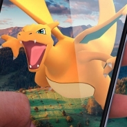 Nianticとポケモン、『Pokémon GO』iOS版にポケモンが現実世界に現れたかのようになる新機能「AR+」を実装