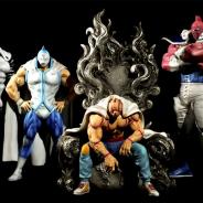 SpiceSeed、『キン肉マン』「運命の四王子」フィギュアを予約開始…フェニックス、 ゼブラ、ビッグボディ、マリポーサを躍動感溢れる造形に