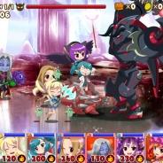 SNKプレイモア、『大進撃RPG!シスタークエスト』でバージョンアップを実施。ダイヤ半額キャンペーンや動画投稿機能も実装