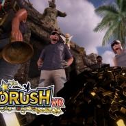 ハシラスとソニー・ミュージック、マルチプレイVRアトラクション『GOLD RUSH VR』をオービィ大阪に提供へ