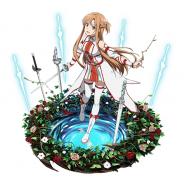 バンナム、『SAOコード・レジスタ』でレアスカウトを更新! ソードスキルに特化した「【現世巡りし戦神】アスナ」が新登場!