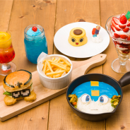 カプコン、『ロックマン』コラボカフェを「カプコンカフェ イオンレイクタウン店」で2月22日よりスタート コラボメニューを大公開