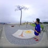 東日本大震災から6年半 岩手県陸前高田市の今をVRで知る