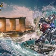 バンダイ、リアルでもスマホでも遊べる『ガンダムクロスウォー』でガンダムカードゲーム初となる世界大会を12月11日にシンガポールで開催