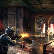 ゲームロフト、2014年夏に配信予定の新作FPS『モダンコンバット5:Blackout』の事前登録を開始。特典は限定オリジナルグッズ