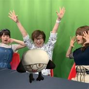 タイトー、『ラクガキ キングダム』の公式WEB番組「ラクキンTV」の第2回を公開…ビビット役の古川登志夫さんがゲストとして登場!