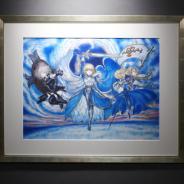 天野喜孝氏と『Fate/Grand Order(FGO)』が奇跡のコラボ! 天野氏描き下ろしのサーヴァントを集めた「プレミアムギャラリー」オープン! GWには展示会も!