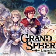 【米GooglePlayランキング(9/12)】シリコンスタジオ『GRAND SPHERE』が新着無料首位に、今後のランクアップに期待