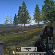 NetEase Games、『荒野行動』で一人称視点モードを実装 一人称視点のみで戦う「一人称大作戦」(β版)もレジャーに追加