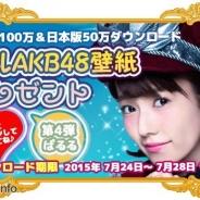 ガーラジャパン、『Flyff All Stars』で「第4弾、AKB48壁紙プレゼントキャンペーン」を実施 AKB48の「ぱるる」こと島崎遥香さんの単独壁紙を配布