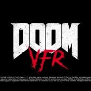 ベセスダの『DOOM VFR』はリリース時から日本語対応か