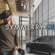 ディヴァース、3DCADを実寸で体感できるVRソフト『SYMMETRY alpha』をSteamで無料配信…よりリアルなイメージ共有へ