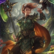 Cygames、『Shadowverse』第8弾アディショナルカード「翠嵐の斧使い(イラストレーター:藤木ゆう)の情報を公開