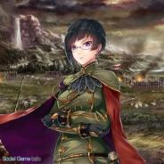 スクエニ、『ヴァルキリーアナトミア ‐ジ・オリジン‐』に新エインフェリアとしてトラキシア魔法部隊の司令官「マーヤ」(CV:石田佳名子)を追加