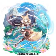 EXNOA、『要塞少女』で★5出現率2倍の「要塞少女フェス」開始! 10連ガチャは★4以上が1体確定!