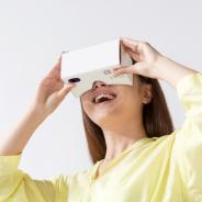 星光社印刷、紙製VRゴーグルをリニューアル 組み立てはわずか10秒に…オリジナルデザインの受注販売も開始