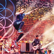 サムスン、GearVRで「Coldplay」の360度ライブストリーミングを配信…日本時間の8月18日午前10時30分より